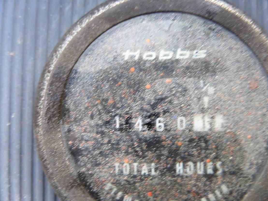 vorkheftruck Hyster H60C 1984