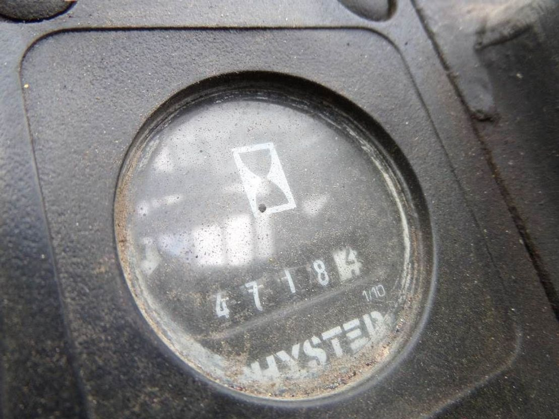 vorkheftruck Hyster H4.00XL/6 1993