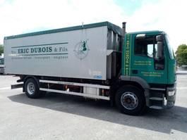 kipper vrachtwagen > 7.5 t Iveco Eurotech 190 190e27 benne souflerie AVEC TUYAUX 2001