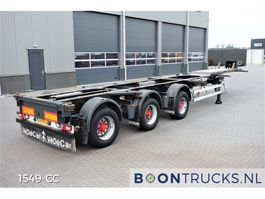 container chassis oplegger Renders ROC 16.27CC | X-STEERING 8 20-30-40-45ft HC * DISC BRAKES 2008