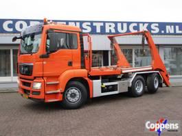 containersysteem vrachtwagen MAN TGS 28.400 6x2 Container/Portaalarm Euro 5 2008