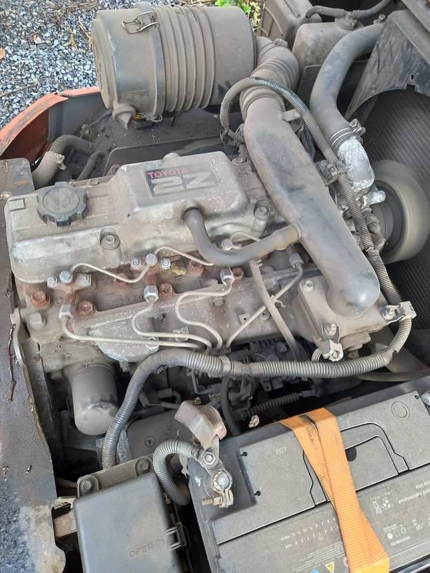 vorkheftruck Toyota 02-7FDF30 2002