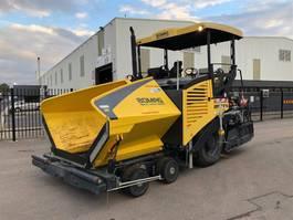 asfalteermachine wielen Bomag BF 600P HCE 2012