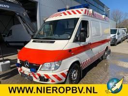 ambulance bedrijfswagen Mercedes Benz sprinter 316cdi ambulance 5X DOE OP ALLE 5 EEN BOD--GIVE A OFFER FOR 5 P... 2006