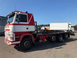 overige vrachtwagens Sisu SM340 C471 8x2 1988
