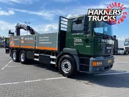 platform vrachtwagen MAN 28.313 manual gearbox , top !! 2000