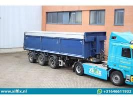 kipper oplegger ATM 3-ass. Multifunctionele wegenbouw kipper // 2x gestuurd 2008