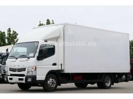 bakwagen vrachtwagen > 7.5 t Mitsubishi Fuso 7C15 Koffer Ladebordwand Euro 5 2013