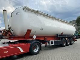 silo oplegger Feldbinder KIP 57.3 Silo 57.000 L 3 Achse ADR 2008