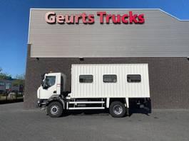 overige vrachtwagens Renault Midlum 250 4X4 PASSENGER CARRIER/TRUCK PASSENGERS 2016