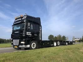 open laadbak vrachtwagen DAF XF460 SSC + AHW low km like new condition 2008