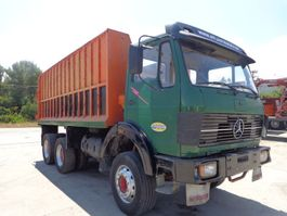 kipper vrachtwagen > 7.5 t Mercedes Benz MERCEDES BENZ 2629K (6X4) 1988