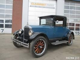 coupé wagen Durant motors Star Six Coupe 795 1926