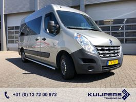 bus camper Renault Master 145pk / Automaat / Camper / Full options 2011