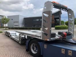 autotransporter oplegger DIV. ** Vega Promax auto, truck & machine transporter 2020