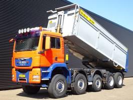 kipper vrachtwagen > 7.5 t MAN TGS 41.440 10x8 TIPPER / MANUAL / SPRING SUSPENSION 2009