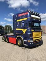 standaard trekker Scania R560LA6X2 PTO Kipper 2011