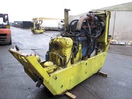 motordeel equipment onderdeel Sisu 620