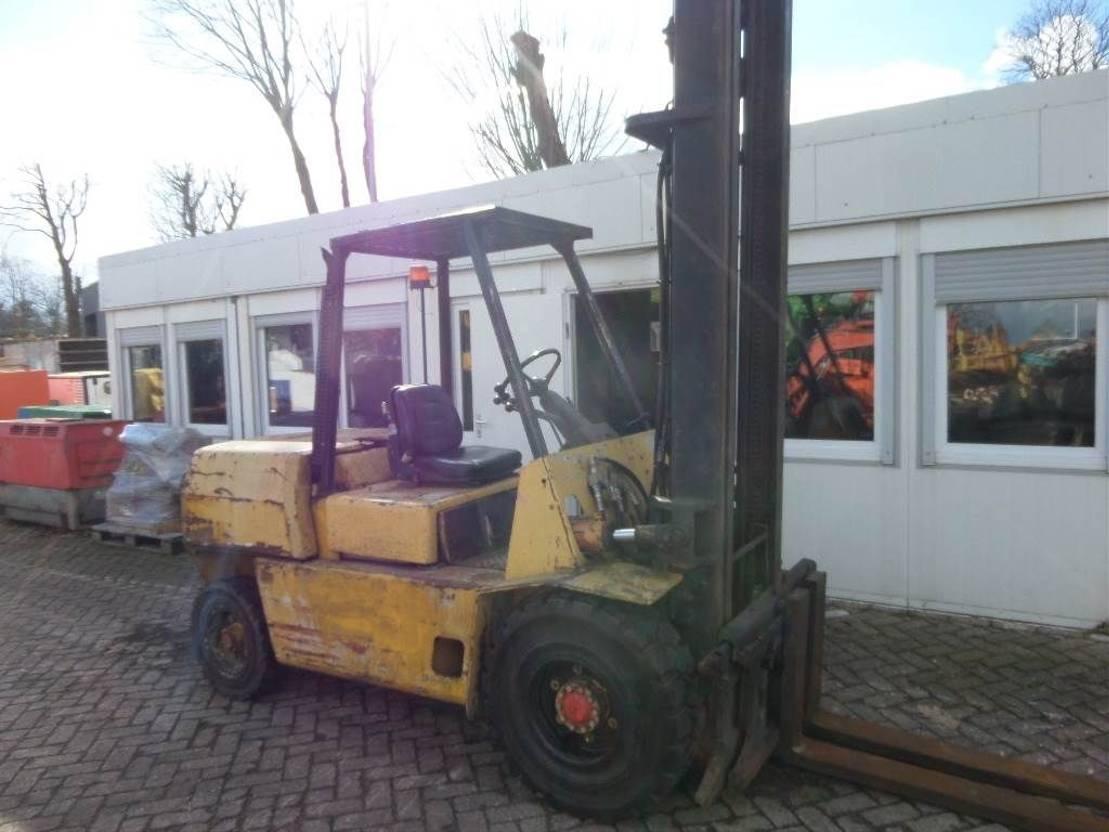 vorkheftruck Hyster H 5.00 XL 1995