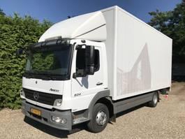 bakwagen vrachtwagen > 7.5 t Mercedes Benz ATEGO 824 L Euro 5 SNAP LOCK BAK 1e Eigenaar 2008