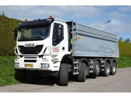 kipper vrachtwagen > 7.5 t Iveco AD410T45WSG 2014