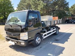 wissellaadbaksysteem vrachtwagen Mitsubishi Canter Fuso 7C18 4x2 Canter Fuso 7C18 4x2 Klima 2020