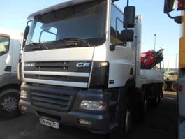 open laadbak vrachtwagen DAF CF85 2004