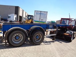 container chassis oplegger Renders ROC 12.18 + 2 AXLE 1997