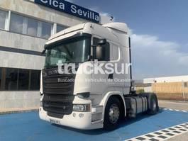 standaard trekker Scania R520 2014