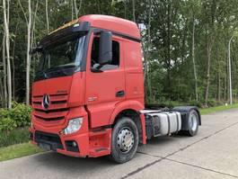 standaard trekker Mercedes-Benz Actros 1845 Streamspace Kipinstallatie 2013