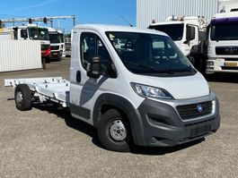 chassis cabine bedrijfswagen BD volledig elektrisch eDucato