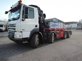 kipper vrachtwagen > 7.5 t DAF DAF CF85 8X4 CF85 2009
