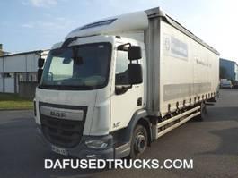 overige vrachtwagens DAF FA LF210H12 2014