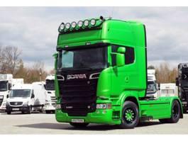 standaard trekker Scania R 520 V8 Green Hell Mango / Leasing 2015