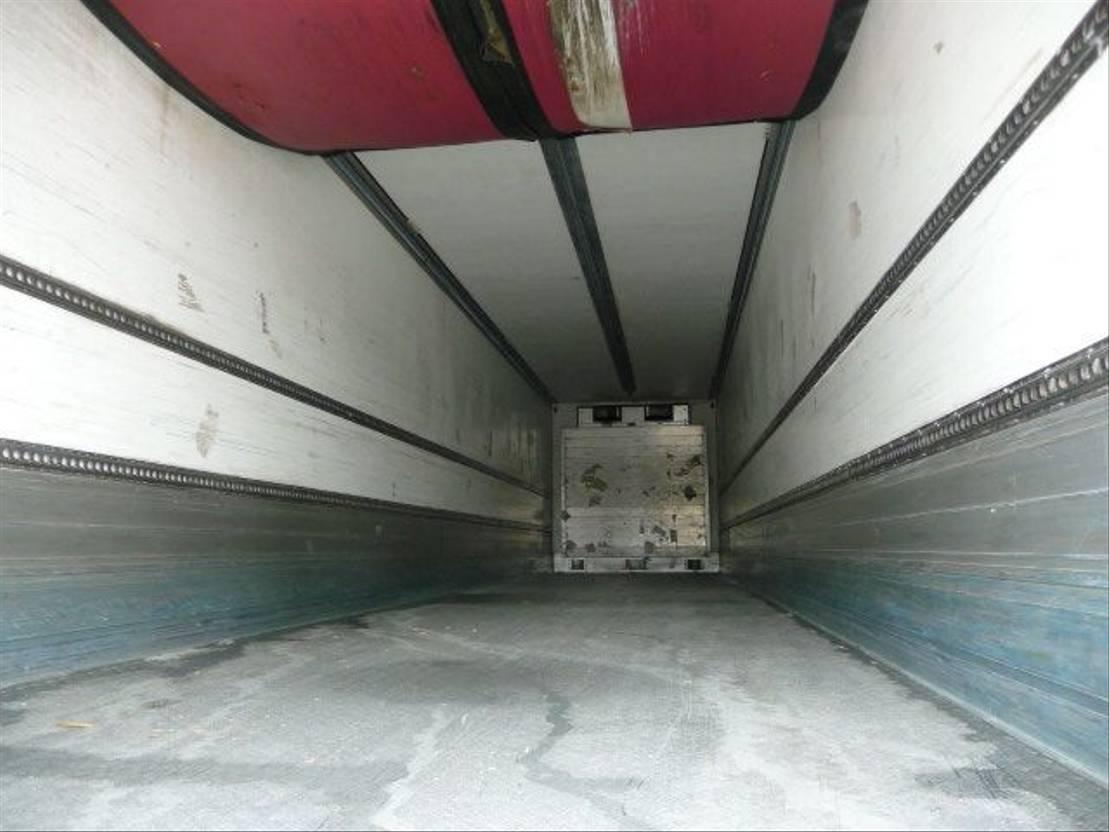 koel-vries oplegger Schmitz Cargobull SKO 24 - Carrier Vector - 2.60 High inside - Aluminum 2009