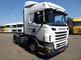 standaard trekker Scania 400 A 4X2, euro 5 2011