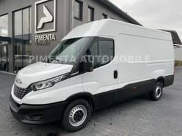 gesloten bestelwagen Iveco Daily 35S14A8V AUT./16/18/H2L2/12m3,5tAHK 1,49% 2020