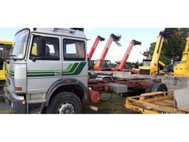 chassis cabine vrachtwagen Iveco Turbostar 190.32 - Full Steel 1990