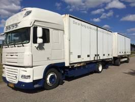 wissellaadbaksysteem vrachtwagen DAF XF105-460 2013