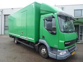bakwagen vrachtwagen > 7.5 t DAF LF 45 160, Euro 5 EEV, LBW, 2008