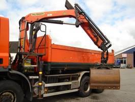 Kraanarm vrachtwagen onderdeel Palfinger pk13001-kb PK13001-KB/AUTOLAADKRAAN 2011