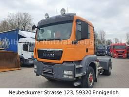 standaard trekker MAN TGS BLS H 18.400, 4x4, Hydrodrive, Euro 6,