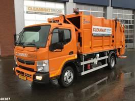 vuilniswagen vrachtwagen Fuso Canter 9C18 Geesink 7m3 2020