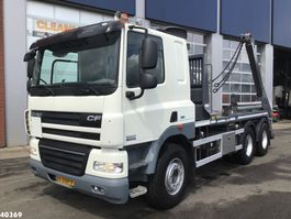containersysteem vrachtwagen DAF FAS 85 CF 410 2013