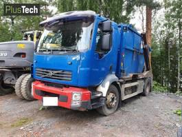 containersysteem vrachtwagen Volvo FL240 2007