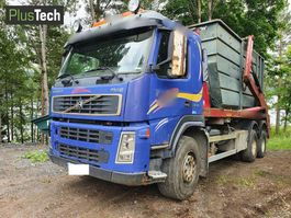 containersysteem vrachtwagen Volvo FM12 2004