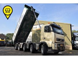 kipper vrachtwagen > 7.5 t Volvo FH460 10X4 KIPPER 473.525KM 2012