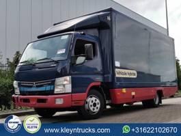 bakwagen vrachtwagen > 7.5 t Mitsubishi 7C15 HYBRIDE hybrid 2013