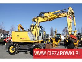 wielgraafmachine New Holland MH CITY / 16t / offset boom / extra hydraulic 2009