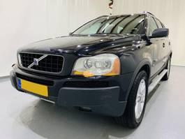 suv wagen Volvo Xc-90 2.5 T Exclusive Aut. 7-pers. Navi/leer 2004